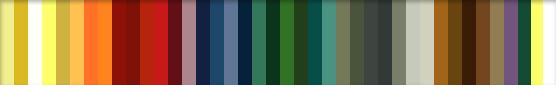 Przykładowe kolorzy MB 45 - Budekom okna z Wrocławia